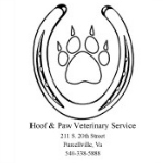 hoof and paw